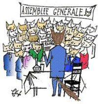 Assembl e g n rale constitutive de notre transat notre - Assemblee generale association renouvellement bureau ...