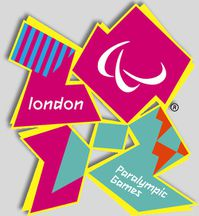 LOGO JO LONDRES PARALYMPIC GAMES 2012