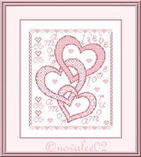 59_ trois coeurs st valentin