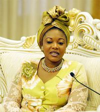 Edith Lucie Bongo