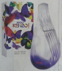 Kenzo Madly flacon 2011 10