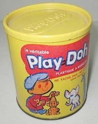 Play-Doh 60's France