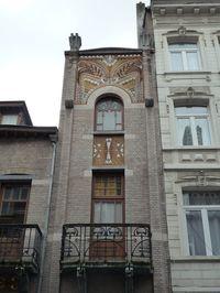 BRUXELLES Art Nouveau 71