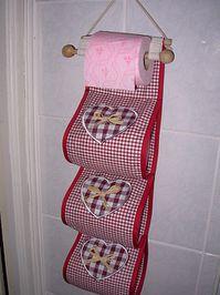 N 2 porte rouleaux papier toilette les tr sors de maya - Porte rouleaux papier toilette ...
