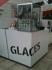 RG2011 glaces
