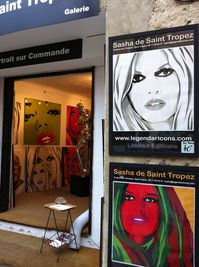 2011/08 - Boutique Sasha (Saint-Tropez)