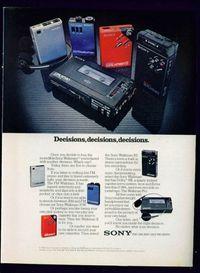 Sony models