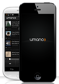 iphone article reader umano