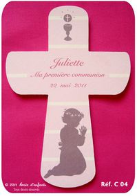 croix communion juliette
