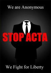 anonymous stop acta