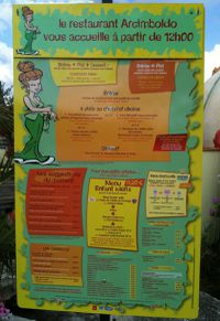 asterix arcimboldo menu