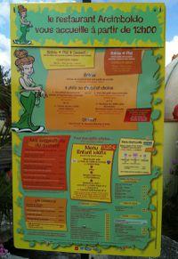 asterix arcimboldo menu