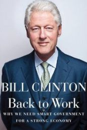Clinton Back to Work