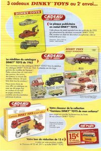 Dinky camions