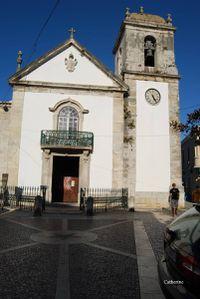 Peniche - Portugal - L'église