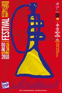 Affiche Paris Jazz Club Fest