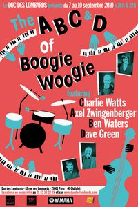 ABCD of Boogie Woogie