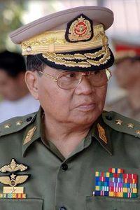 junte birmane