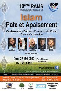 Rencontre annuelle des musulmans du sud 2012