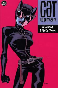 Catwoman Crooked Little Town TP