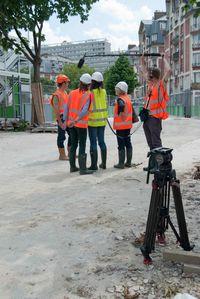 tournage chantier