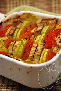 Tian de légumes (3)