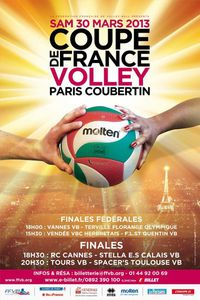 volleyfinales coupe de france2013