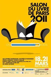 Salon du livre de Paris 2011 - bookandbuzz