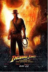 Indiana Jones and the temple of the crystal skull