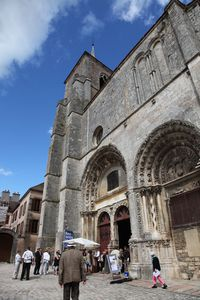 abbatiale avallon