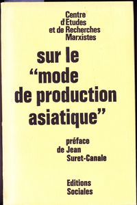mode de production asiatique