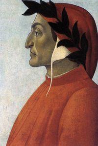25. Botticelli Sandro 1495 Dante Alihieri Coll part Genève