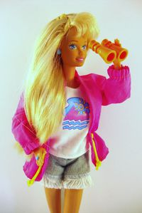 1994 Aventure Barbie No-11074-2