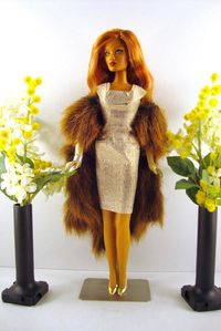 09d Fabulous Furs Gold Dusted Mikelman-Candi Collection 1
