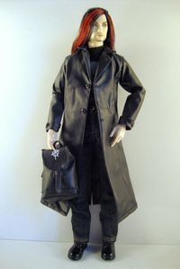 2010 Acheron Dark-Hunter Doll No-03-01535-002-1