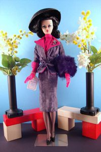 2005 Muffy Roberts Silkstone Collection No-H6465-1