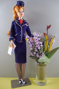 2006 The Stewardess Silkstone Collection No-J4256-1