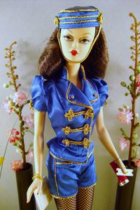 2007 The Usherette Silkstone Collection No-K8668-2