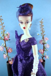 2009 Parisienne Pretty Silkstone Collection No-N6594-2