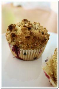 Muffins crumble groseille(2)