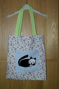 Sac Chat Tortue 1