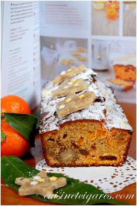 Cake aux Agrumes et Pâte d'Amande Duo 1
