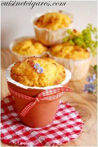 Petits Cakes de Maïs et Citron Duo 1000