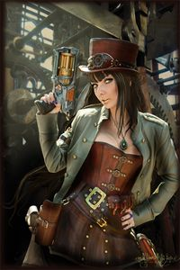 steampunk-cosplay-art