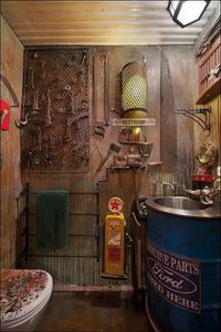 M appartement steampunk 6