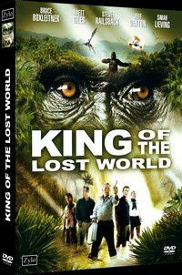 King Of The Lost World affiche