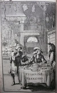 Le cuisinier françois