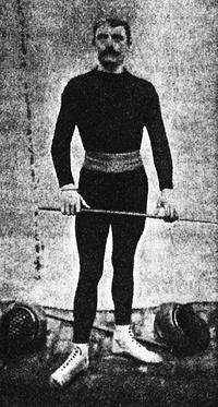 Dechambourg Jules - vice champion du monde de canne