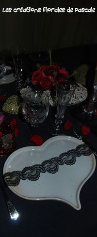 Table Saint Valentin 0091-1
