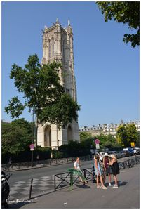 Paris Tour St Jacques